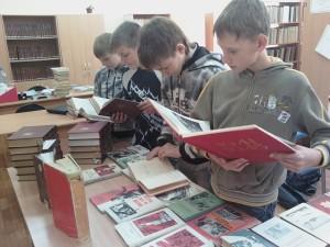 Читают дети о войне